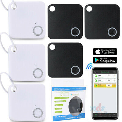 Tile Bluetooth Tracker : Combo pack (Slim and Mate) - 2/4/6 Pack : GPS Tracker