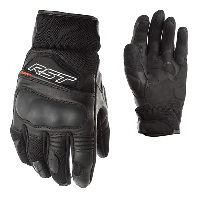 Rst Urban Air Ii Ce Mens Motorcycle Summer Glove Black Medium 09