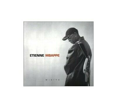 Mbappe, Etienne - Misiya - Mbappe, Etienne CD ISVG The Cheap Fast Free Post The