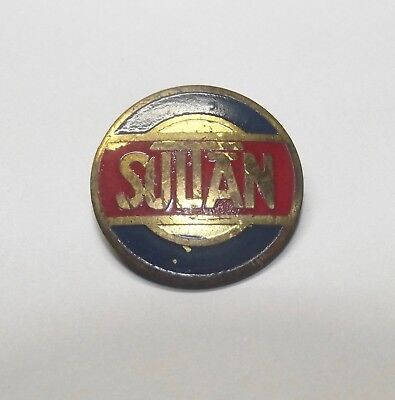 Bicycle Needle Sultan Lapel Pin before 1945