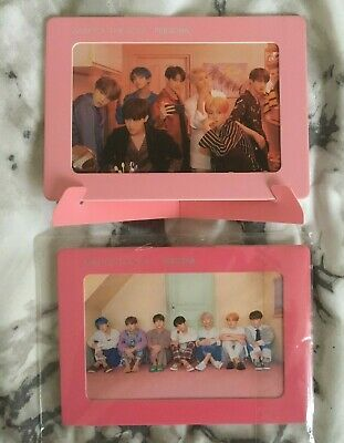 Official Bts Map Of The Soul: Persona Pre-Order Aurora Photo Frame Version 2 & 3