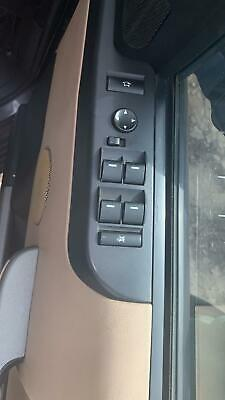 PEUGEOT 308 SW  DRIVER WINDOW SWITCH ELECTRIC MIRROR WITH POWER FOLD OPTION