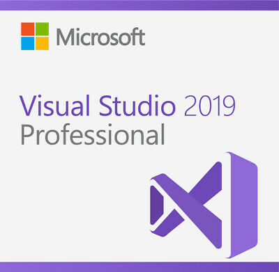 🔥VISUAL STUDIO ENTERPRISE 2019 Lifetime License Key Unlimited PC
