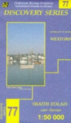 Wexford (Irish Discovery Series) by Ordnance Survey Sheet map, folded Book The