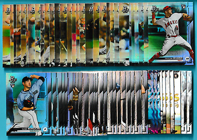 2019 Bowman Platinum w/ Inserts - Pick One - Fill Your Set