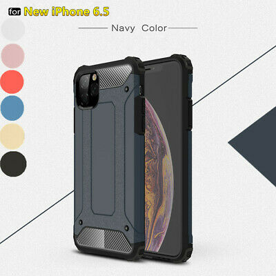 For iPhone 11 Pro Max XS Xr X 6 7 8+ Shockproof Armor Rugged Hard Case Cover