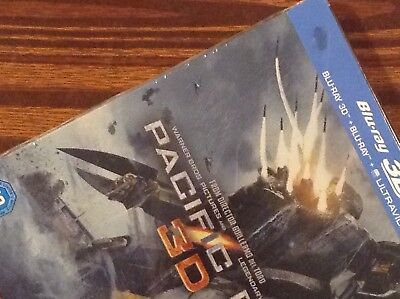 PACIFIC RIM 3D  Limited Steelbook Edition [ U.K. ]