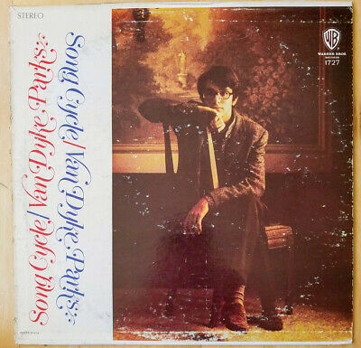 Van Dyke Parks, Song Cycle. Original 1968 gold label Warners vinyl LP