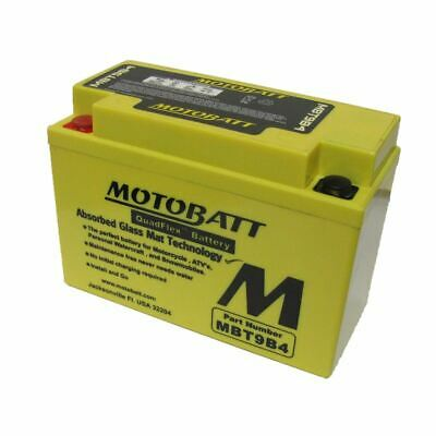 ll Motobatt Battery For Honda CHF50 Metropolitan SP 50cc 02-13
