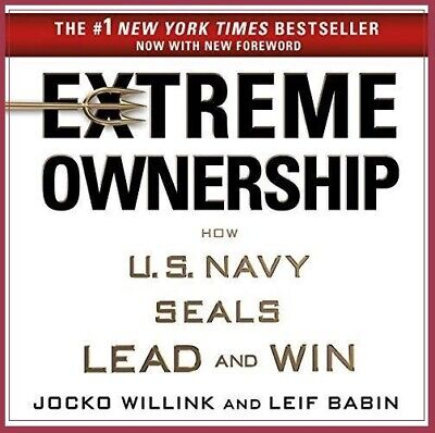 Extreme Ownership By Jocko Willink, Leif Babin (audiobook, Fast e-Delivery)