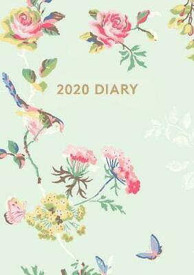 Cath Kidston Birds & Roses A6 2020 Diary by Cath Kidston Hardback NEW Book