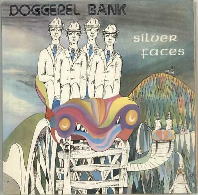Doggerel Bank Silver Faces - EX vinyl LP album record UK CAS1079 CHARISMA 1973