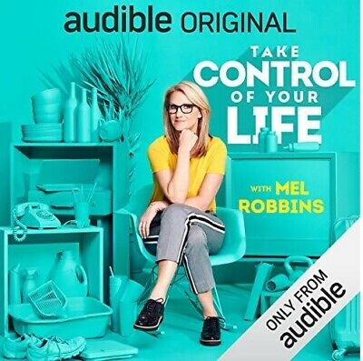 Take Control of Your Life By Mel Robbins (audiobook, Fast e-Delivery)