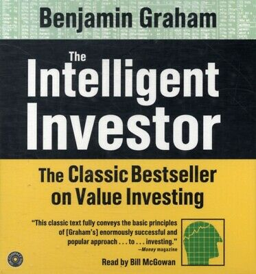 The Intelligent Investor CD: The Classic Text on Value Investing ...
