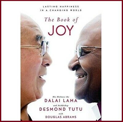 The Book of Joy Lasting Happiness... By Dalai Lama (audiobook, Fast e-Delivery)