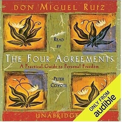 The Four Agreements By don Miguel Ruiz (audiobook, fast e-Delivery)