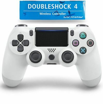 New Wireless Controller For SONY Dualshock 4 PlayStation 4 PS4 Pro *WHITE*