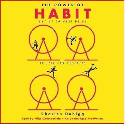 The Power of Habit by Charles Duhigg (audiobook, Fast e-Delivery)
