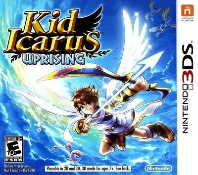 Kid Icarus: Uprising - Nintendo 3DS Game Only