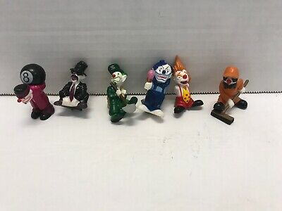 Brand NEW Homies Clowns Series #2 Set of 6