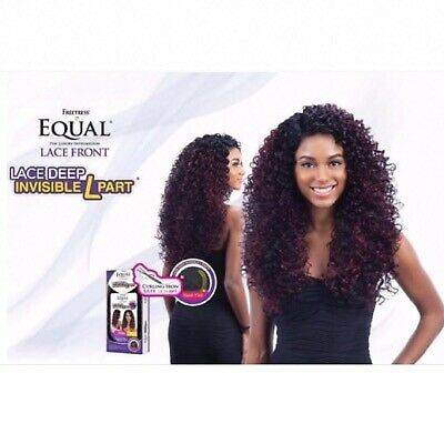 Freetress Equal Cheveux synthétiques   Lace Front Perruque