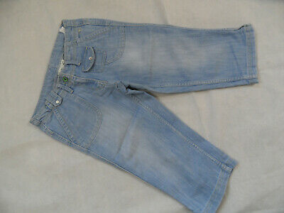 TOM TAILOR coole helle 3/4 Jeans G. 158 TOP ST719