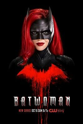 Batwoman poster (a)  -  11 x 17 inches - Ruby Rose