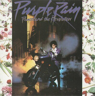 PRINCE AND THE REVOLUTION - Purple rain - CD album