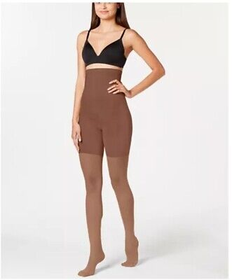 Spanx Firm Believer Sheer Tights Style 20211R Shade S6 Sz E M429 NOT IN PACKAGE