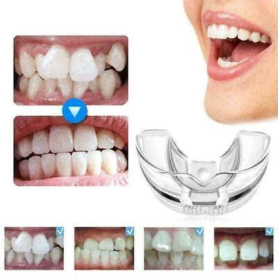 Clear Orthodontic Retainer Teeth Corrector Straightening Appliance For Adult