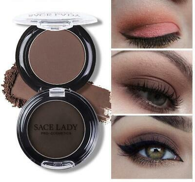 Natural Matte Eye Shadow Waterproof Palette 18 Colors Pigment Nude Eyeshadow