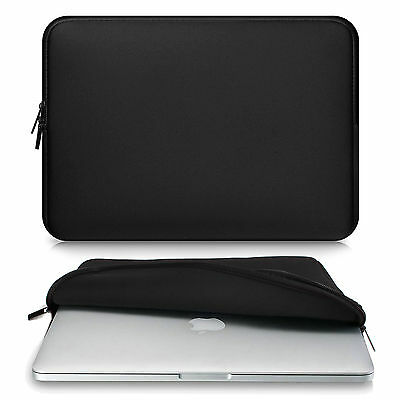 Shockproof Notebook Case Sleeve Laptop Bag Cover For MacBook HP Dell Lenovo