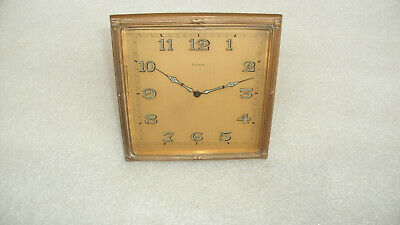 Vintage  8 Day Desk Clock