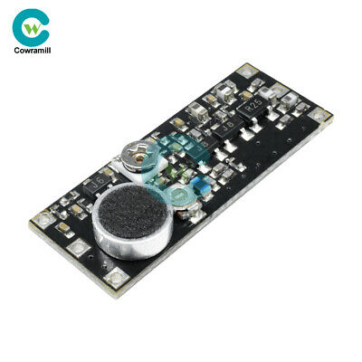 80-110MHz Wireless FM Transmitter Module High Power Circuit Board Microphone