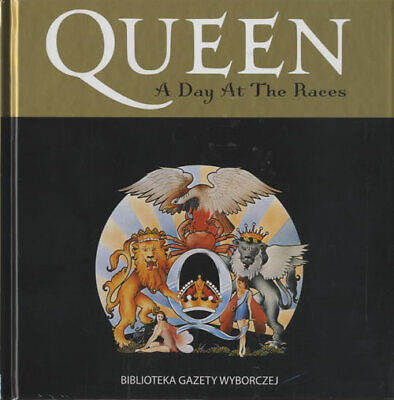 Queen A Day At The Races - Sealed Polish CD album (CDLP) 9788375524338 EMI