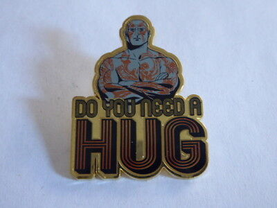Disney Trading Pins Marvel Guardians of Galaxy Mission Breakout Drax Do You Need