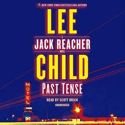 Past Tense A Jack Reacher Novel By Lee Child (audiobook, Fast e-Delivery)
