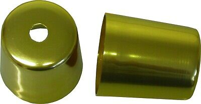 Bar End Cover Gold YZF1000R Thunderace (Pair)