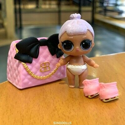 LOL Surprise Doll LIL SNOW BUNNY Series 4 LITTLE SIS LIL SISTER Dolls BABY sduk