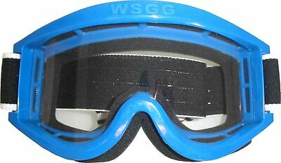 Goggles Off Road Motocross Blue