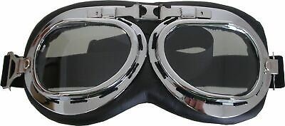 Goggles 'Red Baron'(Not BS Stamped) Clear Lens