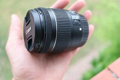 Canon EFS 18-55mm F/4.0-5.6 IS Lens