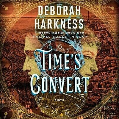 Time's Convert A Novel by Deborah Harkness (audiobook, Fast e-Delivery)