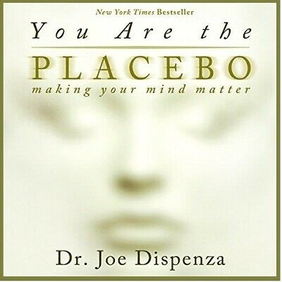 You Are the Placebo By Dr. Joe Dispenza (audiobook, Fast e-Delivery)