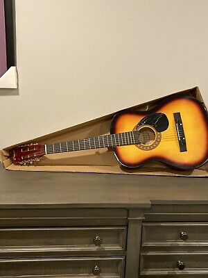 Brand New crescent 100% Hand Made Guitar Serial #100820131122HS