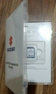 Suzuki Slda Bosch Navigation Sd Card Map Sx4 S-Cross/Vitara/Swift/Baleno Boxed