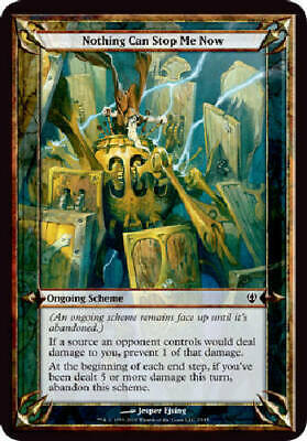 Embrace My Diabolical Vision Archenemy NM-M Common MAGIC GATHERING CARD ABUGames