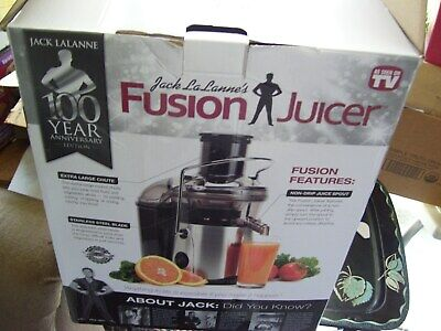 JACK LALANNE FUSION Juicer Replacement