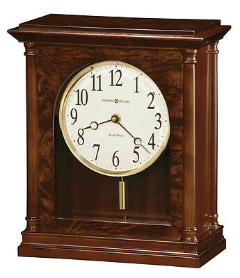 "635-131 Howard Miller Dual Chime Mantle Clock ""Candice"" 635131"
