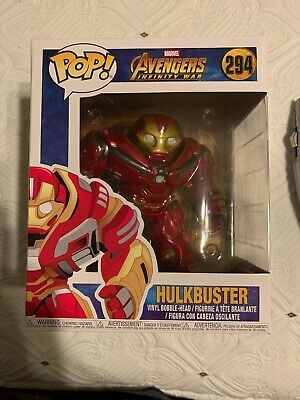 Funko Pop Marvel Avengers Infinity War Hulkbuster 6 inch Mint Authentic 294